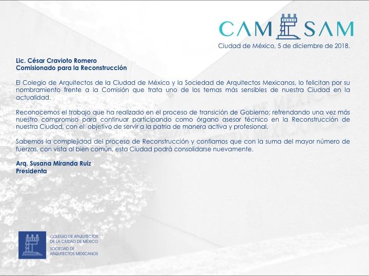 Lic. César Cravioto Romero