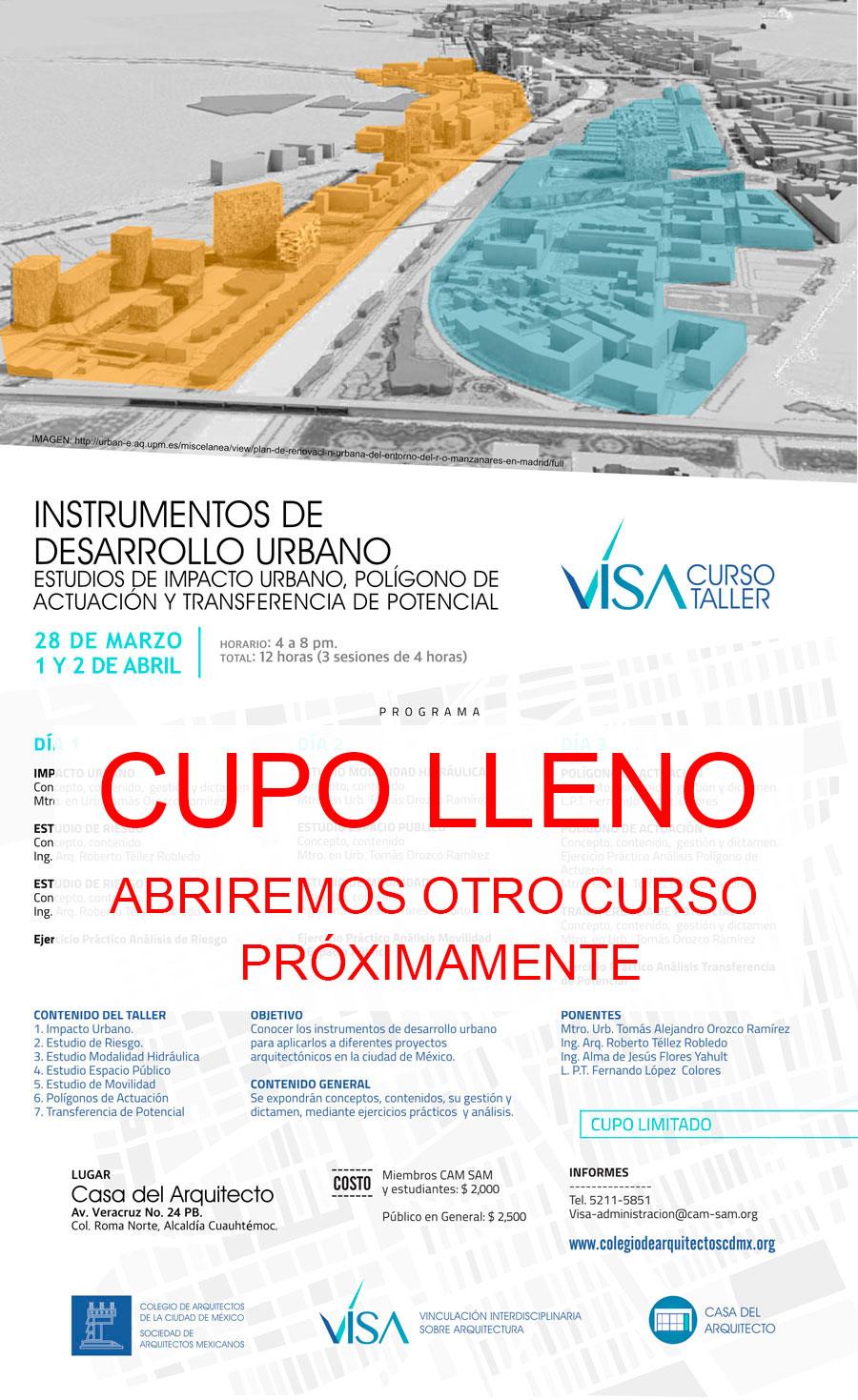 CUPO-LLENO