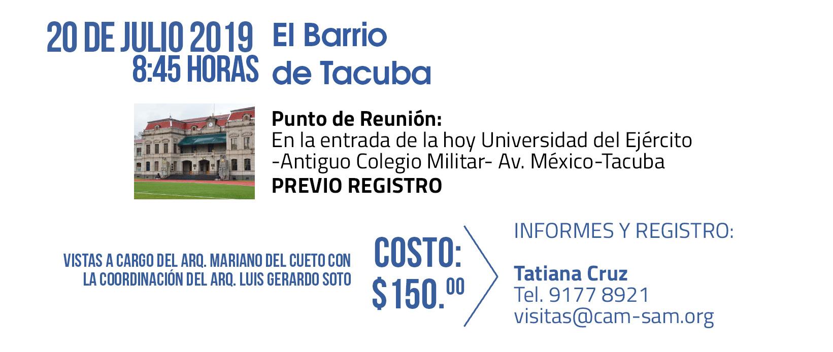 El Barrio de Tacuba