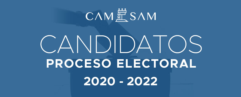 CANDIDADTOS-2020
