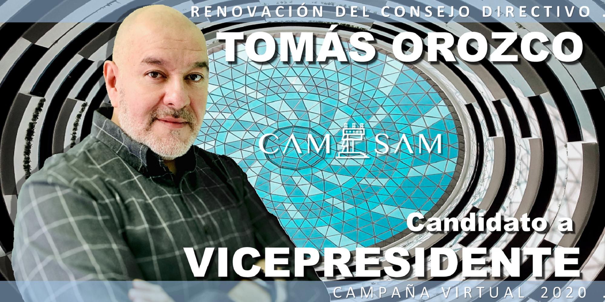2 Tomás Orozco