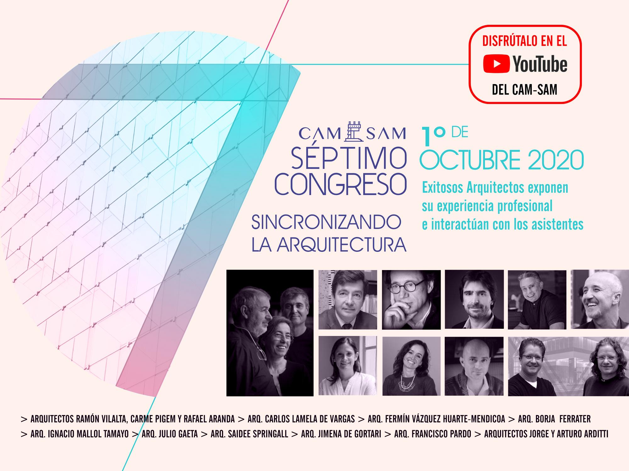 7 congreso camsam_youtube